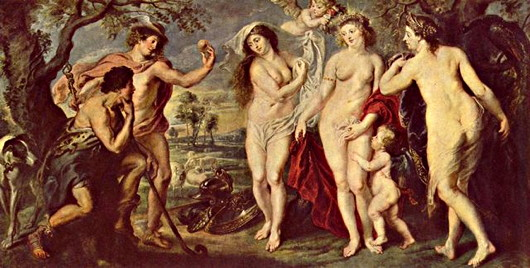 Peter Paul Rubens: The Judgement of Paris
